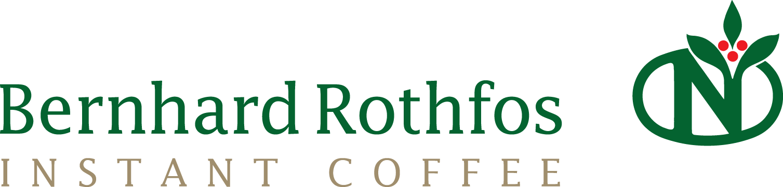 Bernhard Rothfos Instant Coffee Logo